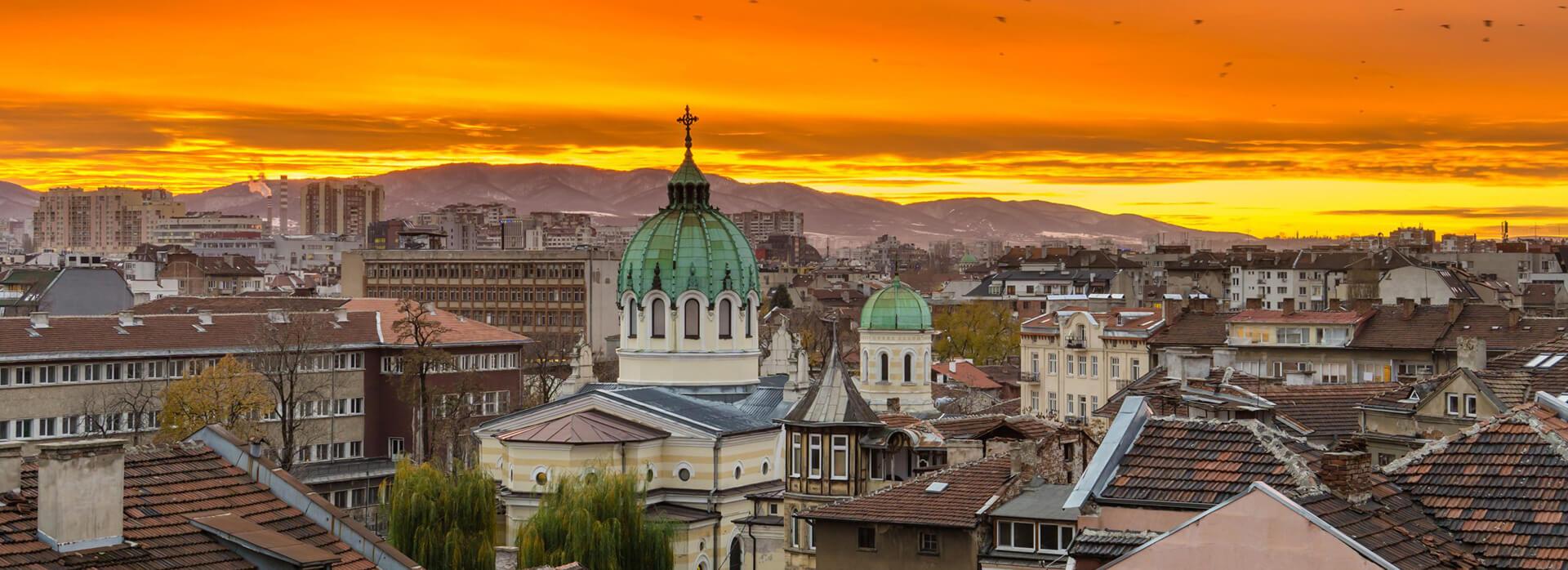 EVG/EVJF à Sofia