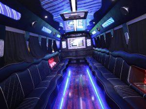 Bus party à Sofia