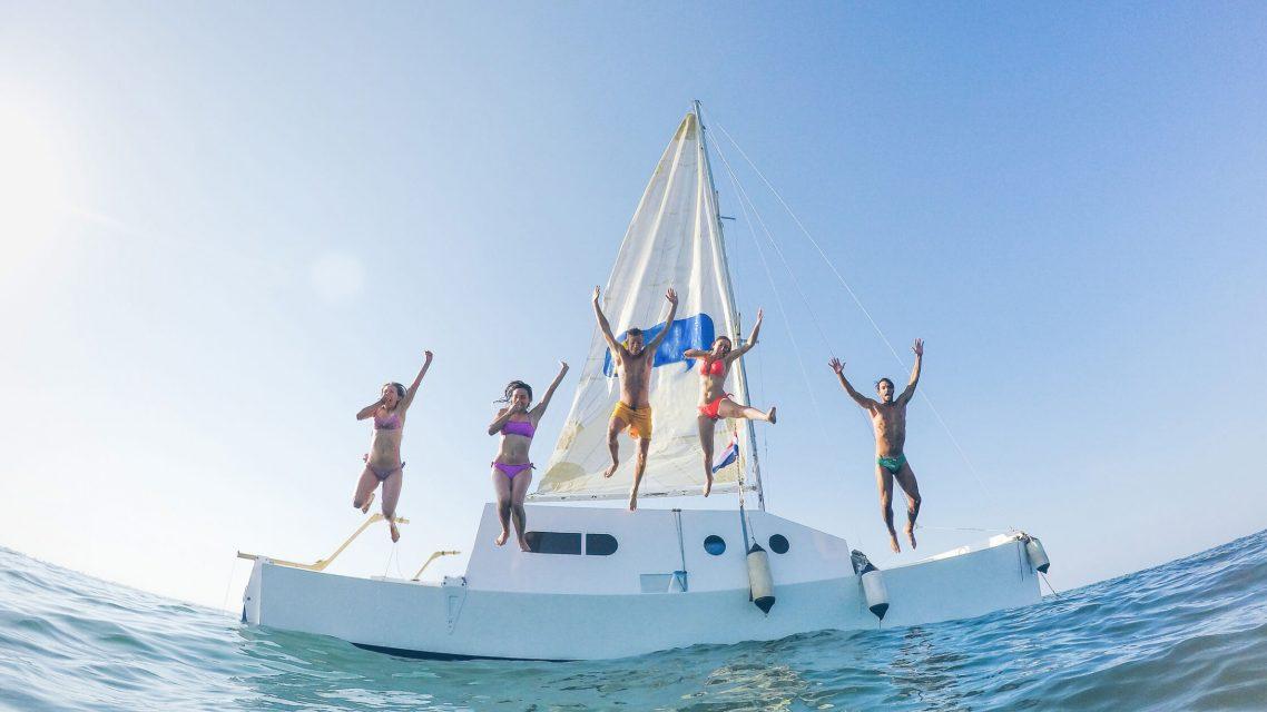 Catamaran privé à Malaga
