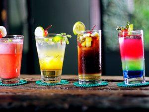 Cours de cocktail
