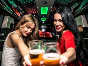 Sexy tour limo à Sofia