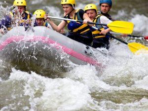 Rafting à Sofia