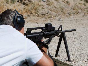 Tir au fusil à Sofia