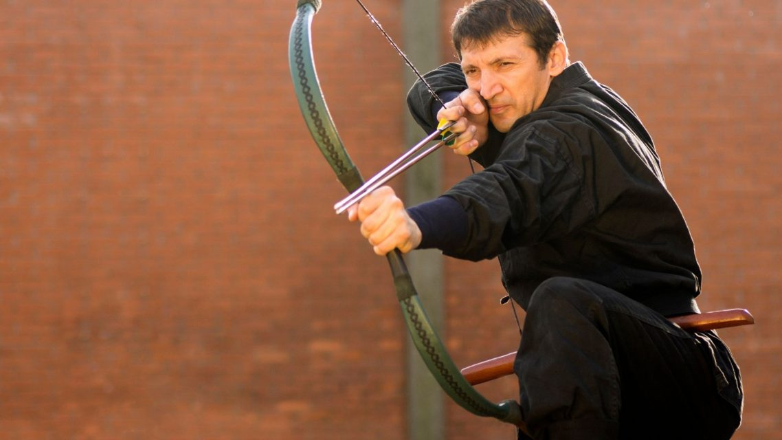 Archery game à Barcelone