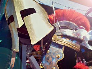 Jeux de gladiateurs et gladiatrices à Barcelone