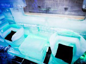 Ice bar à Barcelone