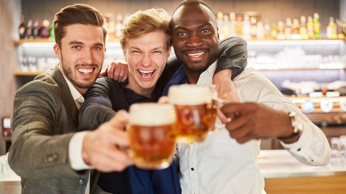 Soirée open bar à Barcelone