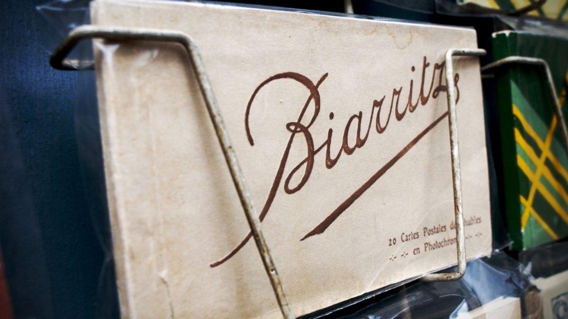Chasse au trésor à Biarritz