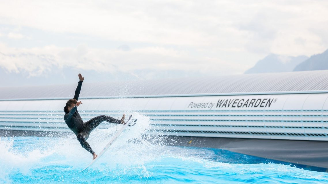 Surf en Valais
