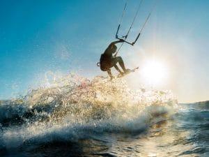 wakeboard à Barcelone