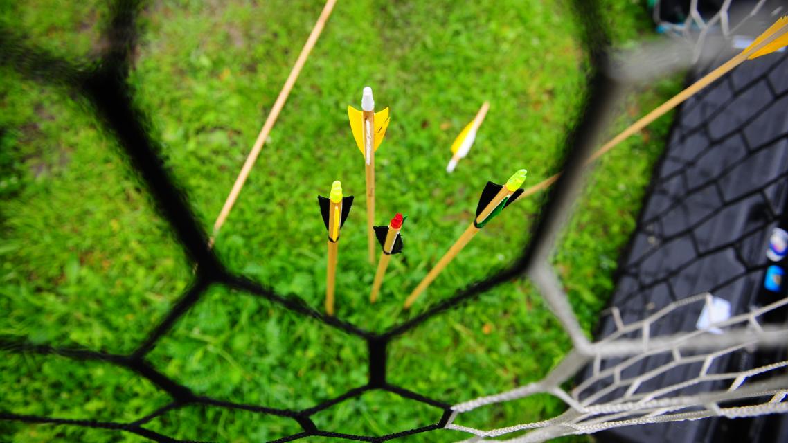 Archery tag à sofia