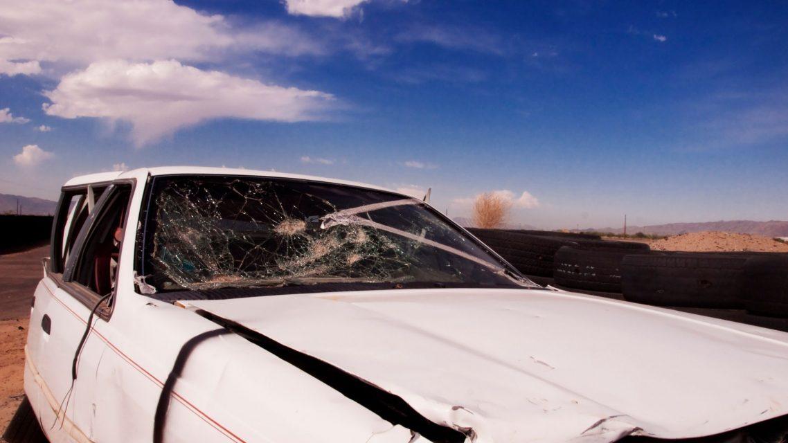 Destruction de véhicule (car smash) à Sofia