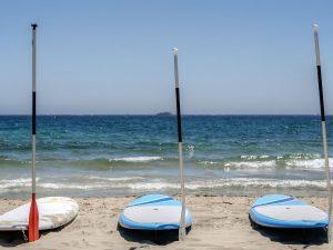 Paddle à Ibiza