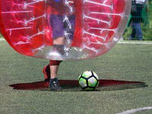 Bubble foot au Portugal
