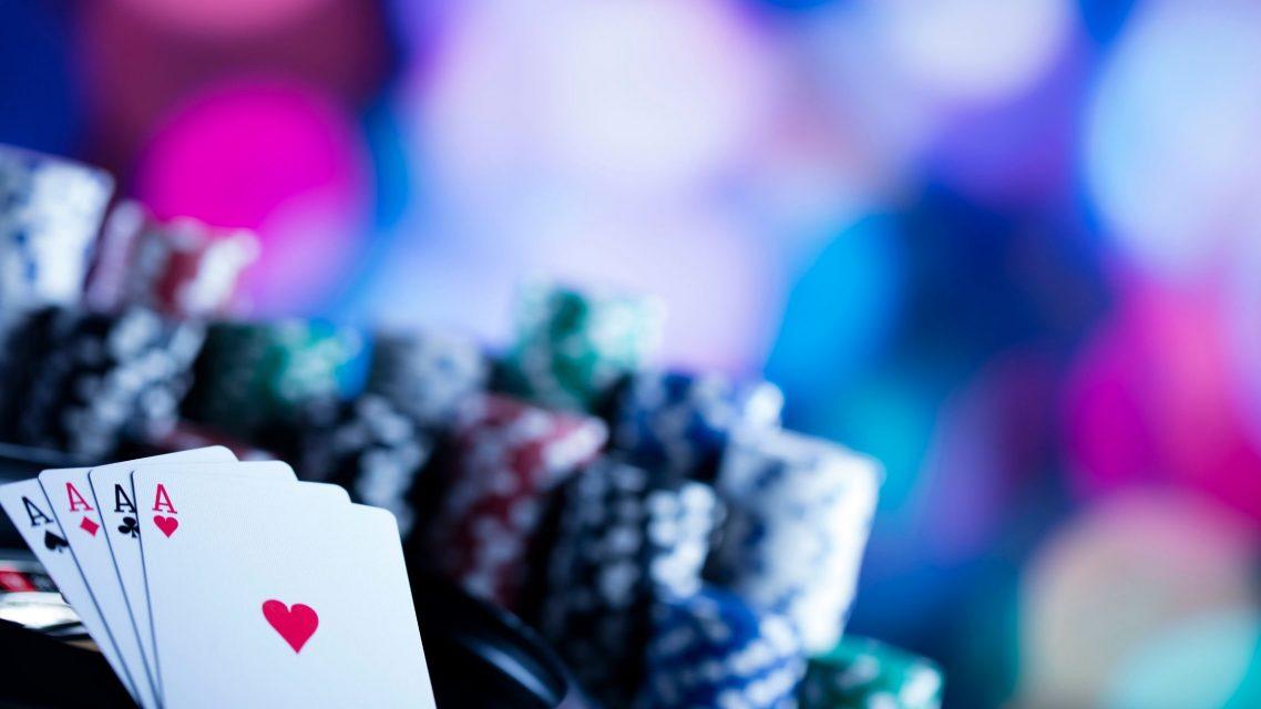 Casino et diner au Portugal