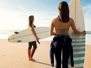 Surf au Portugal